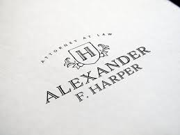 Professional Office Design Amazing Professional Masculine Business Logo Design For Alex Harper