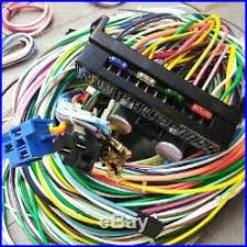 cadillac wire wiring harness 1951 1965 cadillac wire harness upgrade kit fits painless update complete new