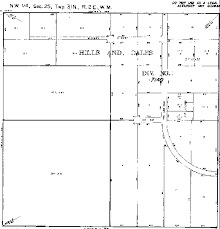 Camano Dry Lake road & Lost Lake area, 2005 assessor data, house/land sales  for 2003 & 2004, maps and aerial photos for Camano Island Parcel Map Range  2, Township 31, Section 25