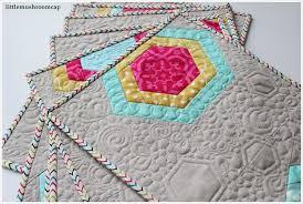 FREE Tutorial : Improv Pieced Hexagon, for a modern quilt - The ... & FREE Tutorial : Improv Pieced Hexagon, for a modern quilt Adamdwight.com