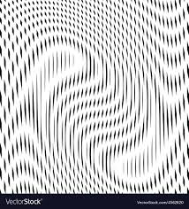 Moire Pattern Mesmerizing Op Art Moire Pattern Relaxing Hypnotic Background Vector Image