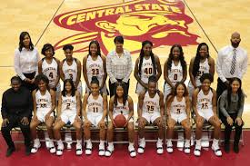 The ohio state women's basketball team represents ohio state university and plays its home games in the value city arena at the jerome schottenstein center, which they moved into in 1998. 2018 2019 Women S Basketball Roster Central State University Athletics