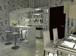 Kitchen For Small Areas Modern 18 Kitchen With Mini Bar On Kitchen Bar Designs For Small