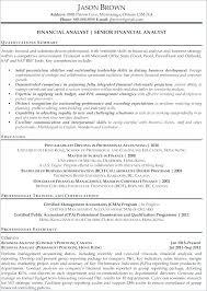 resume of financial analyst sap analyst resume sample resume financial analyst senior financial