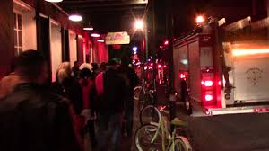 Where Is The Red Light District In New Orleans Sirens Of The Red Light District In New Orleans On New Years
