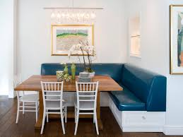 dining room banquette furniture. Create Additional Comfort Dining Room With Banquette Bench: Nice Blue Bench Design Ideas Furniture O