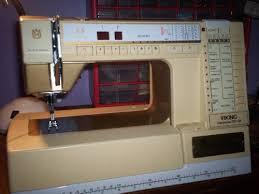 Viking Husqvarna 990 Sewing Machine