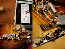 wiring diagrams claescaster how to install a treble bleed telecaster claescaster
