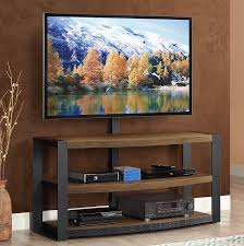 tv console with mount. Interesting Console Whalen Furniture Santa Fe 3in1 TV Stand And Tv Console With Mount