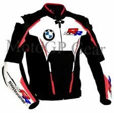 Details About Men Bmw Motorcycle Jacket Sports Cowhide Leather Motorbike Racing Protective New