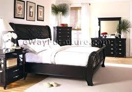 king sleigh bedroom set king sleigh bedroom sets king size sleigh bedroom set cherry trishley king