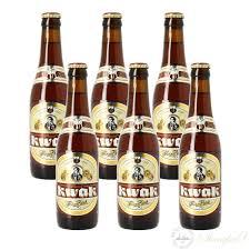 6 bottles of kwak