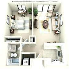 40 Bedroom Apartment Layout Ideas One Bedroom Apartment Designs Floor Magnificent One Bedroom Apartment Designs