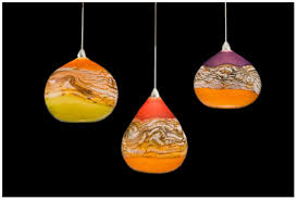 art lighting art glass pendant lighting