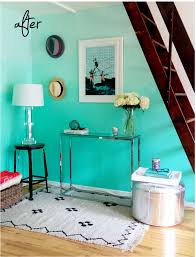 Want to add some spice to your wall colors? P.S. I Made This shows us