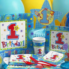 to decorate your home on baby s first birthday celebration