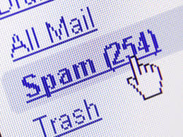 Resultado de imagem para spam