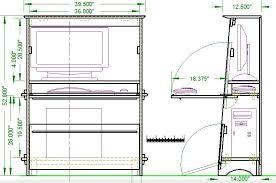 wonderful computer desk plans charming furniture ideas with woodworking plans folding computer desk plans pdf plans