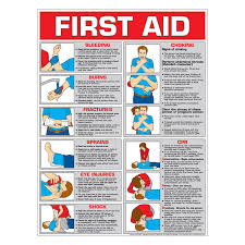 Color Aid Chart First Aid Chart Color Paper