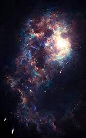 Wallpaper Nebula, Galaxy, Asteroids ...