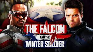 The Falcon and the Winter Soldier Merch Offer New Looks at Sebastian Stan &  Anthony Mackie's Heroes