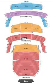 54 Eye Catching Bass Concert Hall Seating View