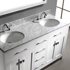 60 Bathroom Cabinet Virtu Usa Caroline 60 Bathroom Vanity Cabinet In White Bathtubs Plus
