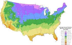 usda plant hardiness zone map  fastgrowingtreescom