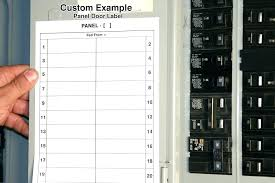 fuse box label template product wiring diagrams \u2022 fuse box label excel template fuse box panel label diy wiring diagrams u2022 rh socialadder co circuit breaker panel template printable breaker panel label