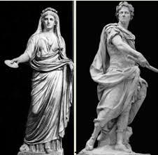 Реферат Скульптура Рима ru