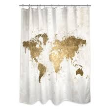 black and gold shower curtain. amazing white and gold long unique fabric motivated shower curtain painting ideas black