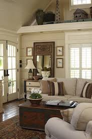 country modern furniture. Weathered Antiques And Cushy Modern Furniture Make The Room Cozy Inviting. Country N