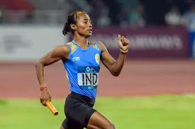 Guwahati assam chief minister sarbananda sonowal formally gave a letter of appointment to indian star sprinter hima das (hima das) on friday as deputy superintendent of police. Hima Das Qualifies For Tokyo Olympics 2021 North East Live