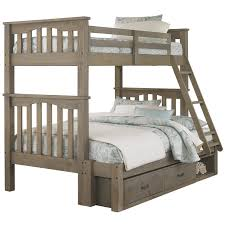 Stella Storage Twin Over Full Bunk Bed