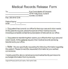 Printable Medical Release Form For Children Fascinating 48 Medical Release Form Templates Template Lab
