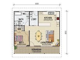 granny flat design 2 2