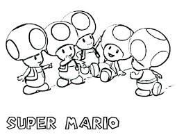 Toad Coloring Page Toad Coloring Pages Toad Coloring Pages Free
