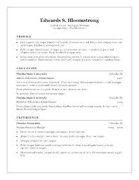 Best Resume Templates Word Amazing Template Resume Free Resumes Templates Word Best Throughout