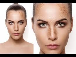 how to contour your face makeup tutorial shonagh scott showme makeup