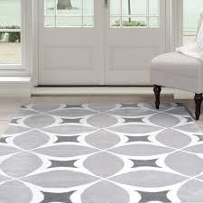 Windsor Home Geometric Area Rug - Grey & ...