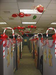 christmas decor for office. office christmas decoration ideas 20 creative diy cubicle decorating decor for e