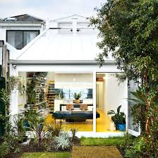modern office building design home. office building design architecture andrew maynard drenches home and studio in natural light to help combat mental health issues modern block designs