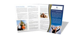Brochure Services - Professional Design And Printing Brochure Services