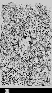 Anime Coloring Pages Free Printable Adult Coloring Pages Anime Girl