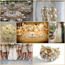 White And Gold Decor Similiar Gold Wedding Decorations Keywords