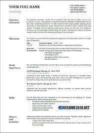 Microsoft Resume Examples Skills Based Resume Example Experience