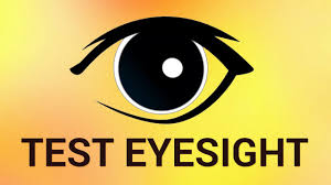 how to test your eyesight