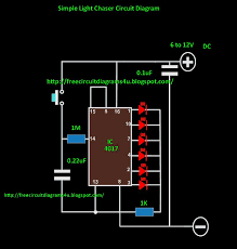 circuit diagrams 4u led light chaser circuit diagram note to get maximum results build this circuit on a pcb