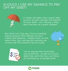 Using A Credit Card To Pay Off A Credit Card 9 Steps To Pay Off Credit Card Debt Mozo
