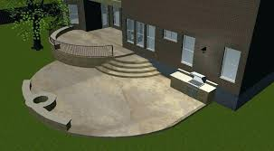 building a fire pit can i build on my concrete patio portable existing will paver